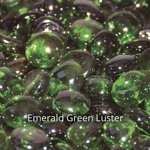 Emerald Green Luster