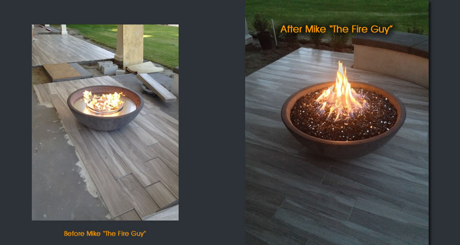 Inspired Fire FX Fire Features Renovation and Repair